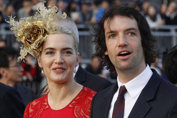 Kate Winslet and Ned Rocknroll are expecting their first baby together