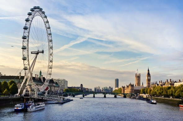 10 Great things to do with toddlers on holiday in London