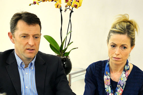 Hoep for the McCanns as Scotland Yard actively investigate Maddie's disappearance