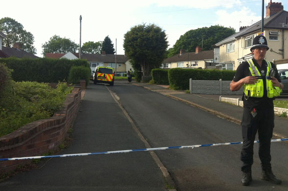 Man arrested after mum and baby found dead at home