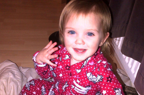 Mum was told she was being 'paranoid' about toddler's health just hours before she died