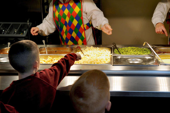 School kitchens facing closure over finances