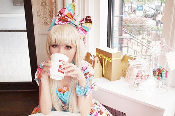 Coming to a teen near you: Kawaii, the Japanese style of dressing like a cute Lolita