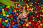 Confession time - I quite like soft play