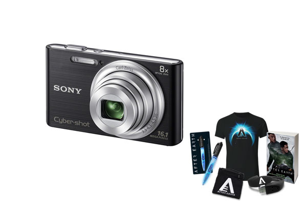 WIN a Sony camera with After Earth - in cinemas June 7!