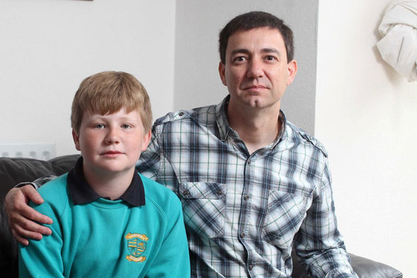 Boy refused school lunch because family owed £1.75