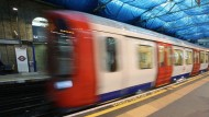 Distraught mum left on platform as tube train departs with her baby on board