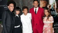 Celebrity parents and their blended families