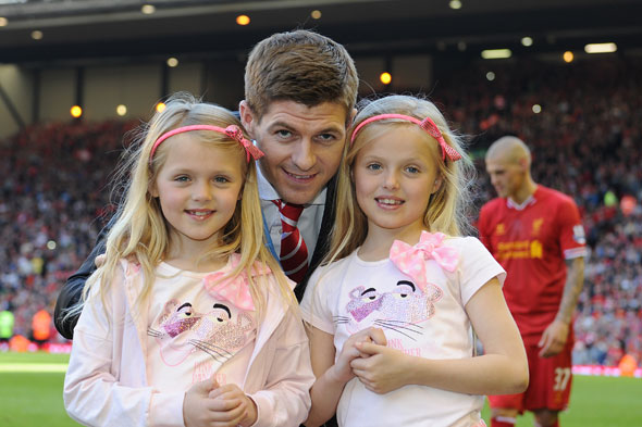 Footballer Steven Gerrard's daughter Lilly-Ella lands a part in Coronation Street