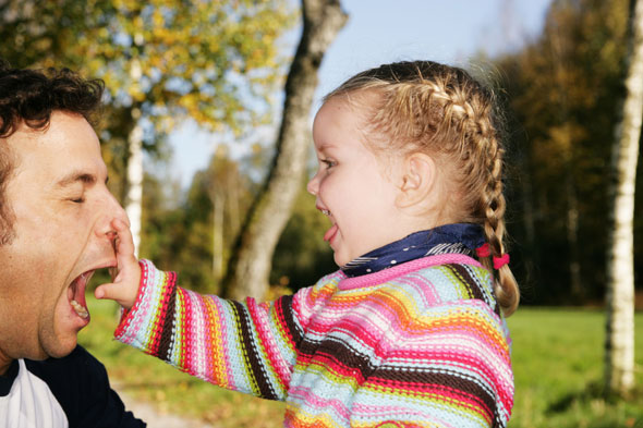 New parents should be taught how to smile, sing and recite nursery rhymes to children, say MPs