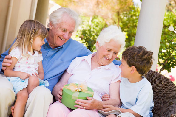 10 gripes against grandparents