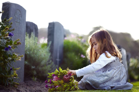 Should children attend funerals?