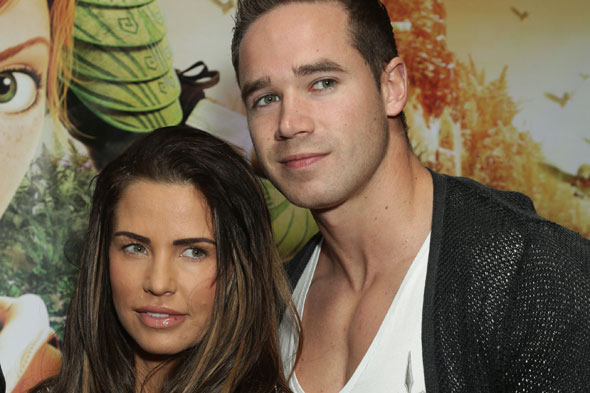 Pregnant Katie Price: I'm 11 stone with my hardest pregnancy yet