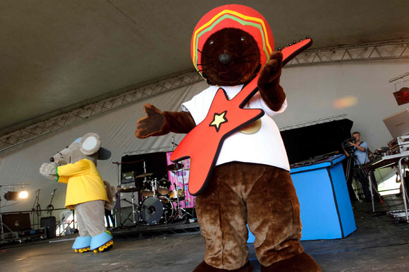 Rastamouse talks to Parentdish: The world's coolest rodent on cheese, gigging and making a bad ting good!