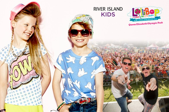 WIN a £100 River Island voucher plus a family ticket to LolliBop!