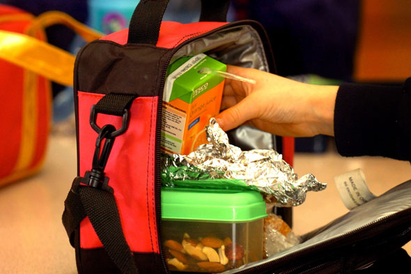 Disciplinary panel reprimands teacher who stole food from pupil's lunchboxes