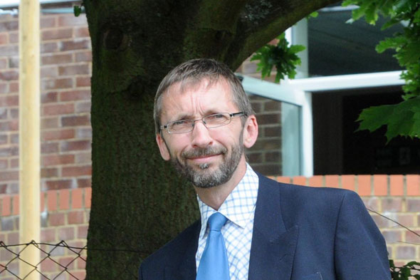 Head teacher had 'Basil Fawlty-style meltdown' in front of school assembly pupils