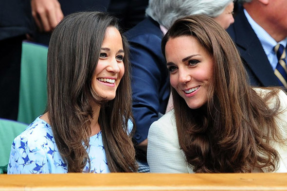 Pippa Middleton: Spoof Twitter tips on pregnancy spark legal battle
