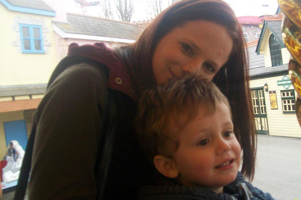 Mum who killed herself and two sons feared social services would take kids into care