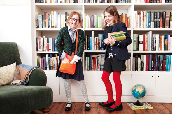 WIN a £50 Clarks voucher for Back to School - five up for grabs!