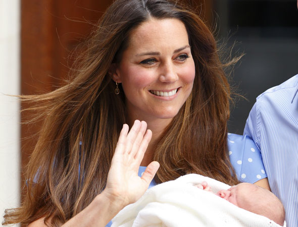 Kate Middleton to return to public duties for the first time since the birth of Prince George