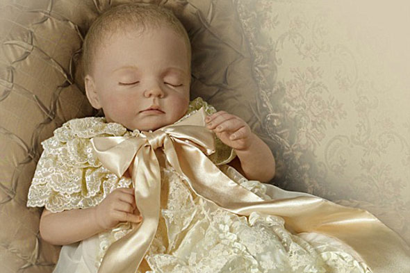 Prince Cambridge: Life-sized Royal baby dolls on sale - for the princely sum of  49.99