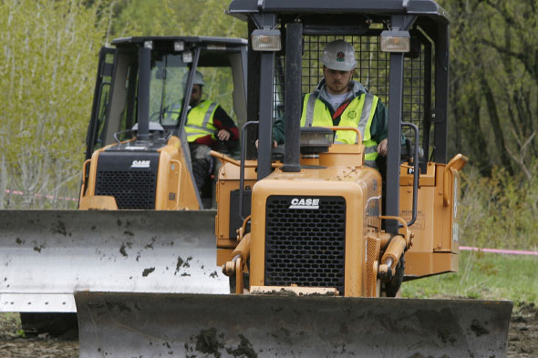 Teenager went on bulldozer joyride to 'cheer himself up'