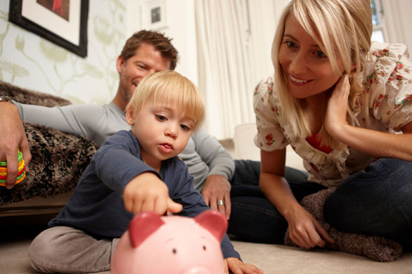 Cost of raising a child rises to £148,000