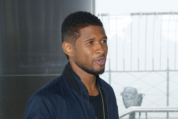Singer Usher's son, 5, rescued from drowning in family swimming pool