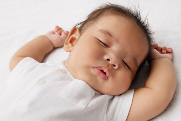 Could Down's Syndrome be reversed in newborn babies?