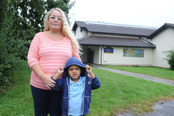 Starting school or not? Pupils turned away at schoolgates after parents failed to attend health and safety meeting