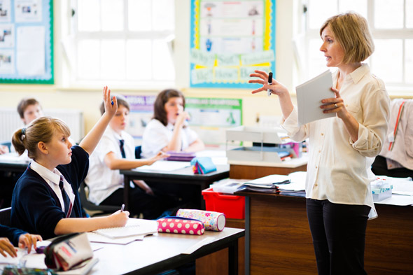 Teachers scared to tell pupils: 'You're wrong'