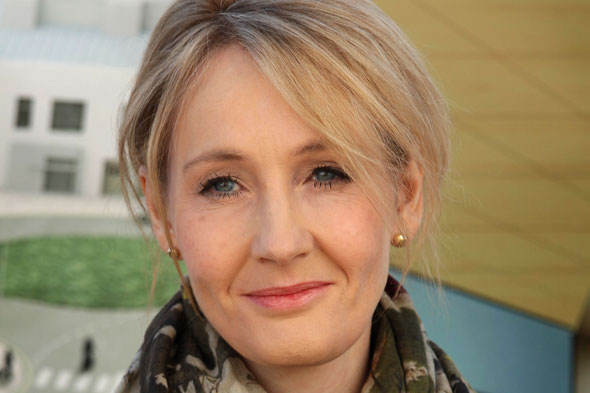 JK Rowling 'prouder' of her years as a single mum than anything else