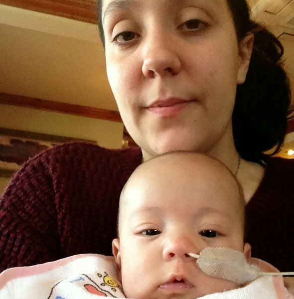 Baby girl died after ambulance crews took 26 minutes to travel one mile to reach her