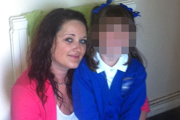 Girl, 5, found body of murdered mum 24 hours after her first day at school