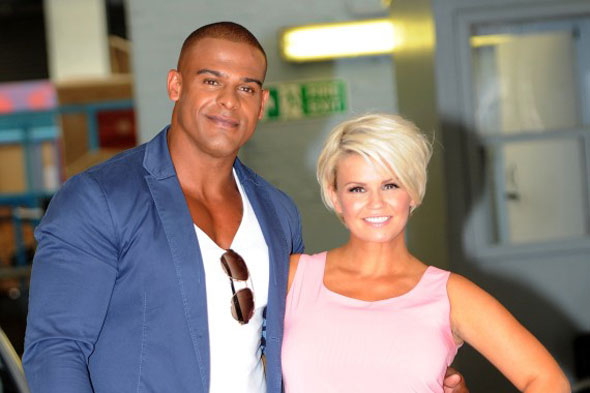 Kerry Katona pregnant: Atomic Kitten singer expecting fifth child