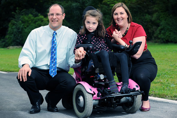 Parents of girl who suffered brain damage at birth win multimillion pound pay out