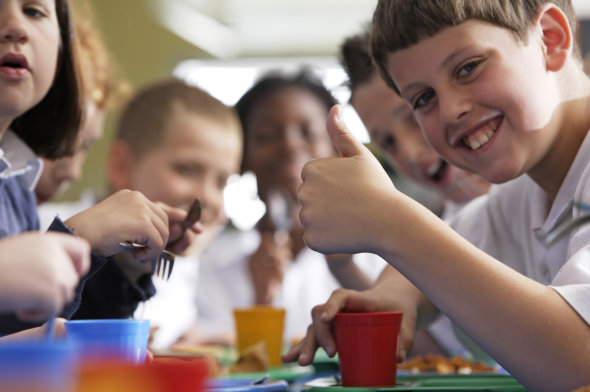 Free school meals for all 4 - 7 year olds. What do you think?