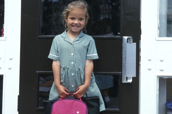10 ways to tell when your child is ready for school