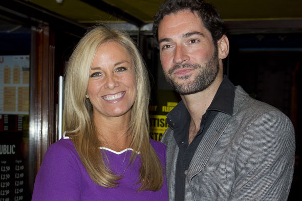 Divorce for Tamzin Outhwaite and Tom Ellis