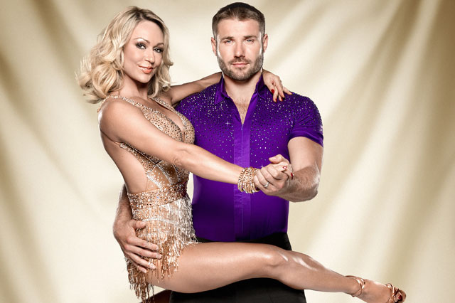 Ben Cohen: The screams from the girls on Strictly are pretty unusual - it's normally the guys!