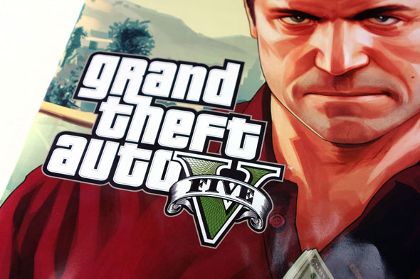 Dad-of-three strangled girlfriend in front of kids after row about Grand Theft Auto V game