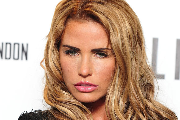 'Peter Andre built his career by trashing mine' claims Katie Price