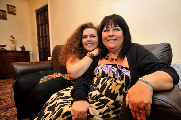 Mum and daughter rugby-tackled thief after he burgled their home