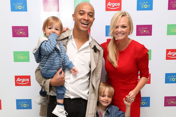 Emma Bunton: I can't listen to Mama without crying!