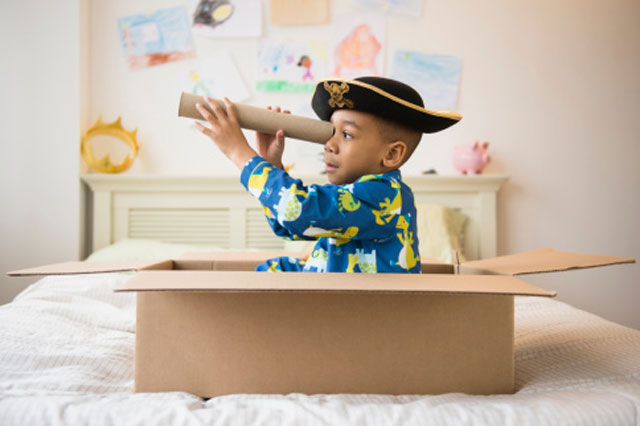 Rain day? 10 boredom-busting indoor activities for children