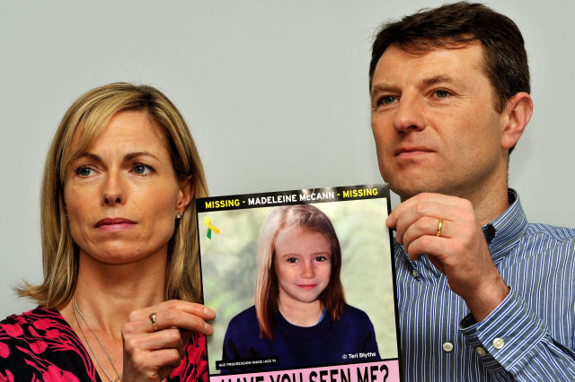5,000 calls flood in following Madeleine McCann Crimewatch appeal