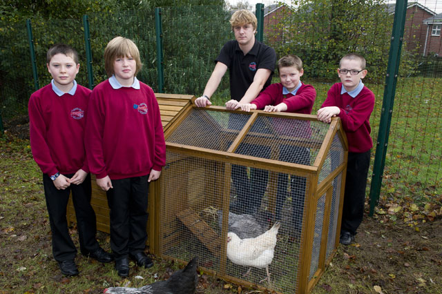 Hunt for thugs who decapitated schoolchildren's pet ducks