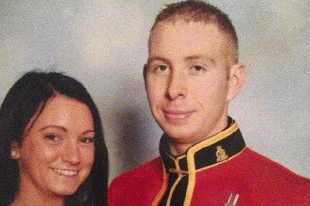 Soldier returned from Afghanistan to find body of fiancee who had post-natal depression