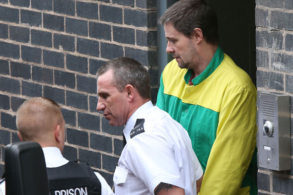 April Jones's killer Mark Bridger bidding for compensation for jail attack